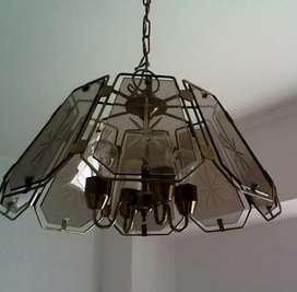 Luz de Techo, Araña de Colgar, 4 Luces
