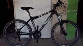 Bici deportiva rodado 26