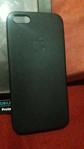 Funda iphone 5g Negro