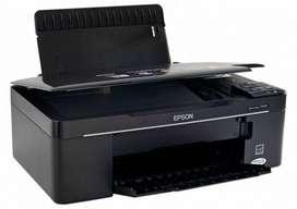 Impresora Epson Stylus TX125 Multifunción USB