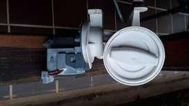 Bomba del Desagüe Lavadora Whirlpool Carga Frontal