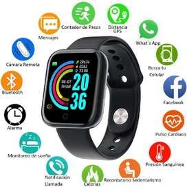 Reloj inteligente smarwatch Bluetooth