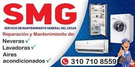 SMG SERVICIOS DE MANTENIMIENTO GENERAL DEL CESAR
