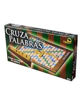 CRUZA PALABRAS BISONTE  JUEGO DE MESA PALABRAS CRUZADAS  Cruza Palabras Juego De Mesa Palabras Cruzadas Tipo Scrabble