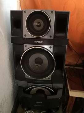 Sony Mhc-gtr 8