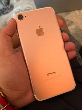 IPhone 7 Rosado 32Gb Libre
