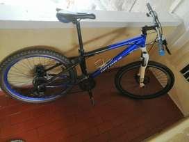 Vendo o cambio bicicleta montañera