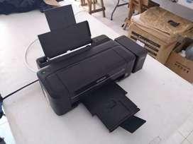 Impresora sublimación con tintas
