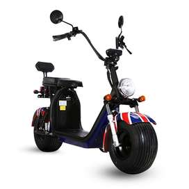 Scooter electrica full