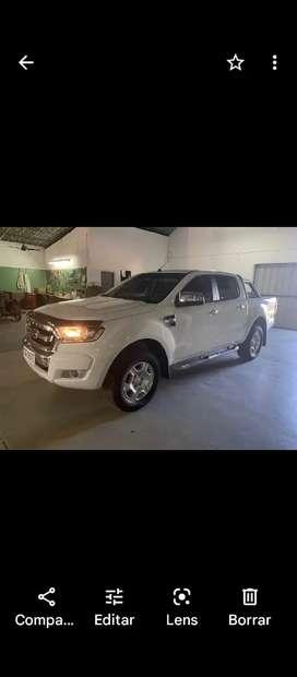 Ford Ranger xlt 4x4 AT,2017