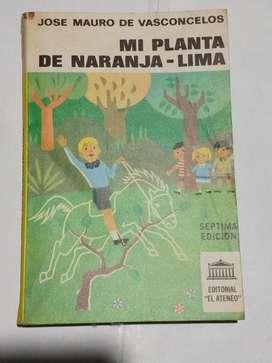 Mi Planta De Naranja Lima - Vasconcelos - El Ateneo