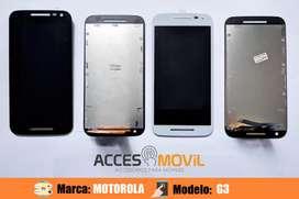 Pantalla Completa Motorola G3