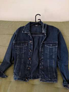 Campera de jeans, unisex