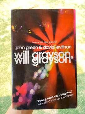 John Green, David Levithan - Will Grayson Will Grayson