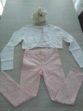 Precioso Outfit Niña Nuevo de H&m