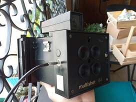 Cámara polaroid coleccionable