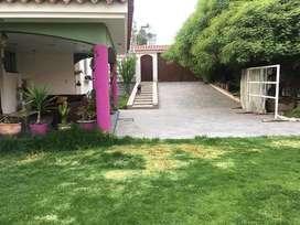 Venta hermosa casa Sachaca 920 m2