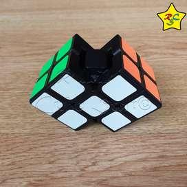 Cubo Rubik Corbatin 3x3x2 Pez Sin Esquinas Modificacion Rcs