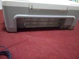 Impresora Hpt deskjet F380