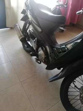 Moto suzuki viva