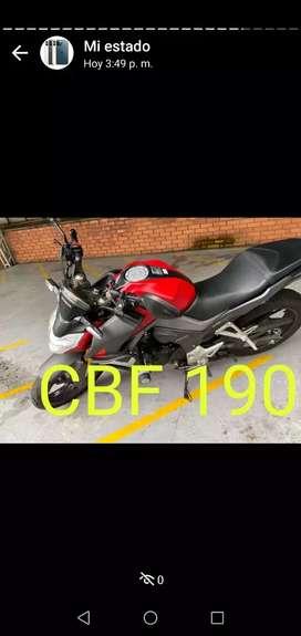 Honda CBF 190