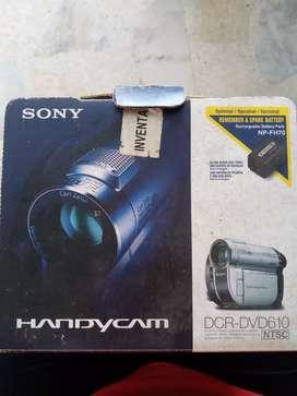 Video cámara en excelente estado