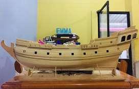 Modelismo naval estatico