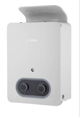 Calentador a gas Bosch 5.5 lts Therm 1200