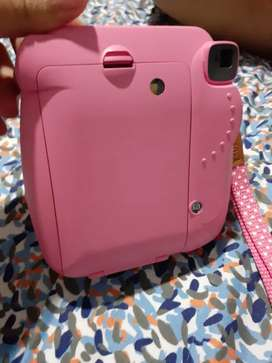 Instax mini 9 rosada
