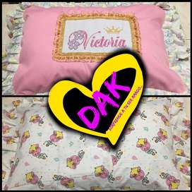 Venta de almohadas personalizadas