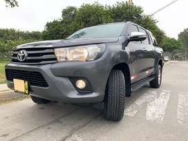 TOYOTA HILUX 2016, FACTURA, FULL TURBO DIESEL INTER COOLER