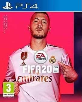 FIFA 20 FISICO