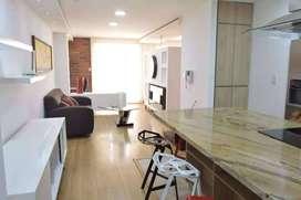 Suite amueblada en alquiler sector Puertas del Sol con balcón