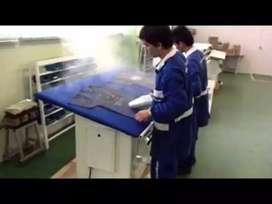 Operadora de vaporizado