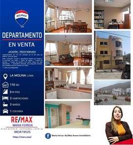 Departamento La Molina