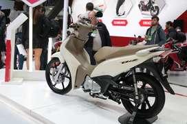 Plan Honda Wave 110cc