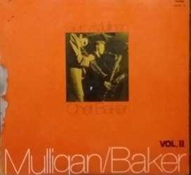 Vinilo Mulligan / Baker