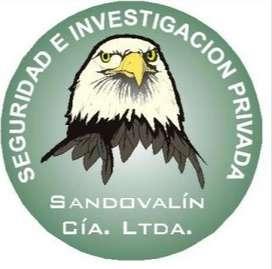 SE NECESITAN GUARDIAS DE SEGURIDAD