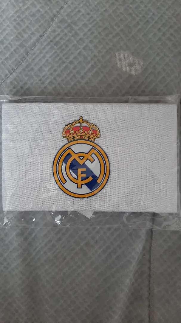 Brazalete Capitán Real Madrid 0