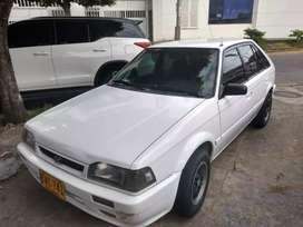 Vendo maxda 323 HS modelo 2002