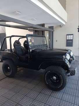 Jeep IKA V8 gnc