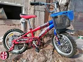 Bicicleta para niño buen estado