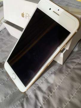 Iphone 6 Gold de 16gb