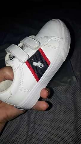Vento zapato de bebé  niño