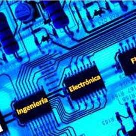 se requiere ingeniero electrónico o afín