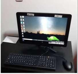 COMPUTADOR COLOR NEGRO HP COD 171