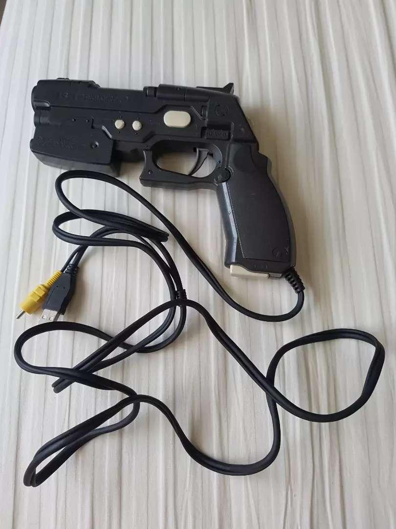 Pistola de luz Gun Com system product #2 para Ps2 0