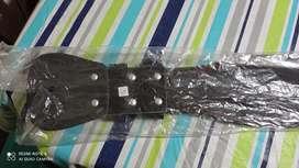 Cinturón de cuero talla S Nuevo