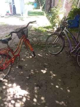 Bici rodado 24 en desuso se compro en masino rodado
