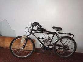 Vendo bici moto